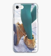 Peter Pan's Kicks iPhone Case/Skin