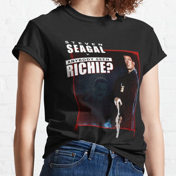 Out For Justice - Anybody Seen Richie? Classic T-Shirt