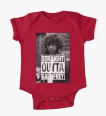 Straight Outta Gallifrey- BAKER Kids Clothes