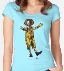 Lovin' IT. Women's Fitted Scoop T-Shirt