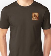 RESPAWNING JESUS Unisex T-Shirt