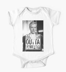 Straight Outta Gallifrey- CAPALDI Kids Clothes