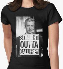 Straight Outta Gallifrey- CAPALDI T-Shirt