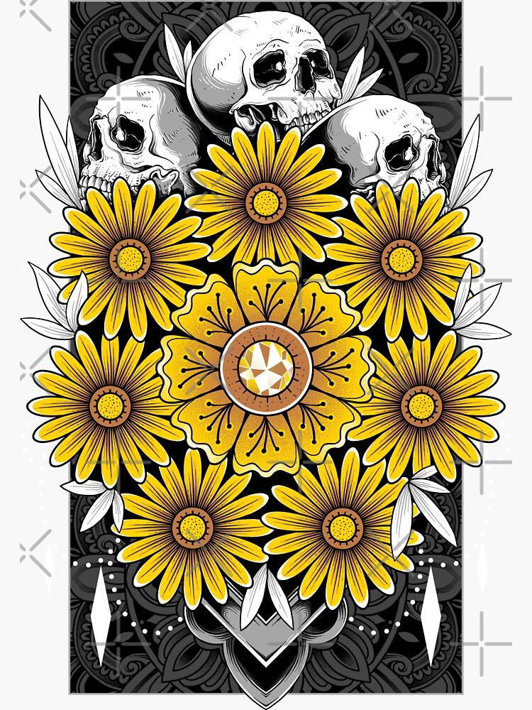 Beautiful Death by GODZILLARGE