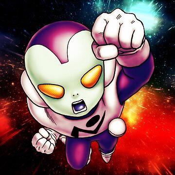 Jaco the Galactic Patrolman by MasterMooney77