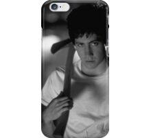 Donnie Darko (Black and White) iPhone Case/Skin