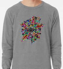 Super Nova Flower Lightweight Sweatshirt