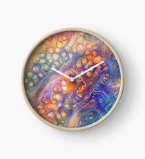 DeepDreamed Clock