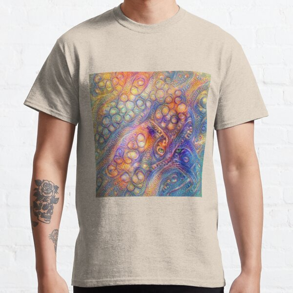DeepDreamed Classic T-Shirt