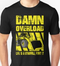 Wheel Loader T-Shirt