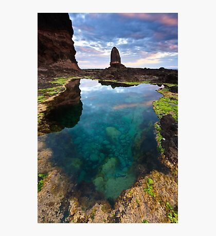 Pulpit Pool Photographic Print