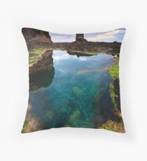 Pulpit Pool Throw Pillow