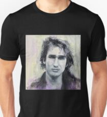 Jeff Buckley Portrait by William Wright T-Shirt