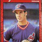 491 - Joel Skinner by Foob's Baseball Cards