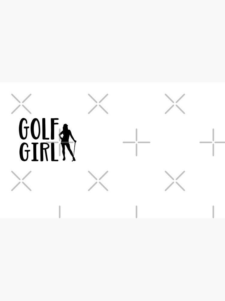 Golf Girl  - Funny Golf T Shirt and Gifts for Golfers Golfing Men Women von greatshirts