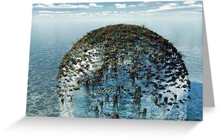 Eco-Sphere by Keith Reesor