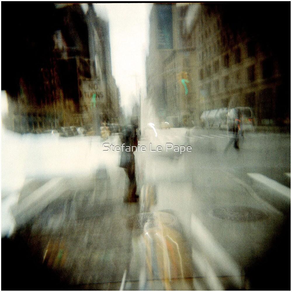 no turns by Stefanie Le Pape