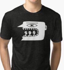 Feeling safe Tri-blend T-Shirt