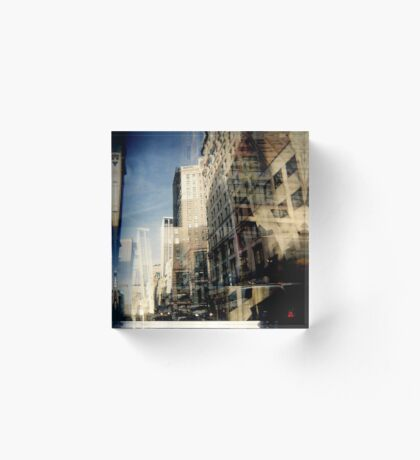the walk of babel Acrylic Block