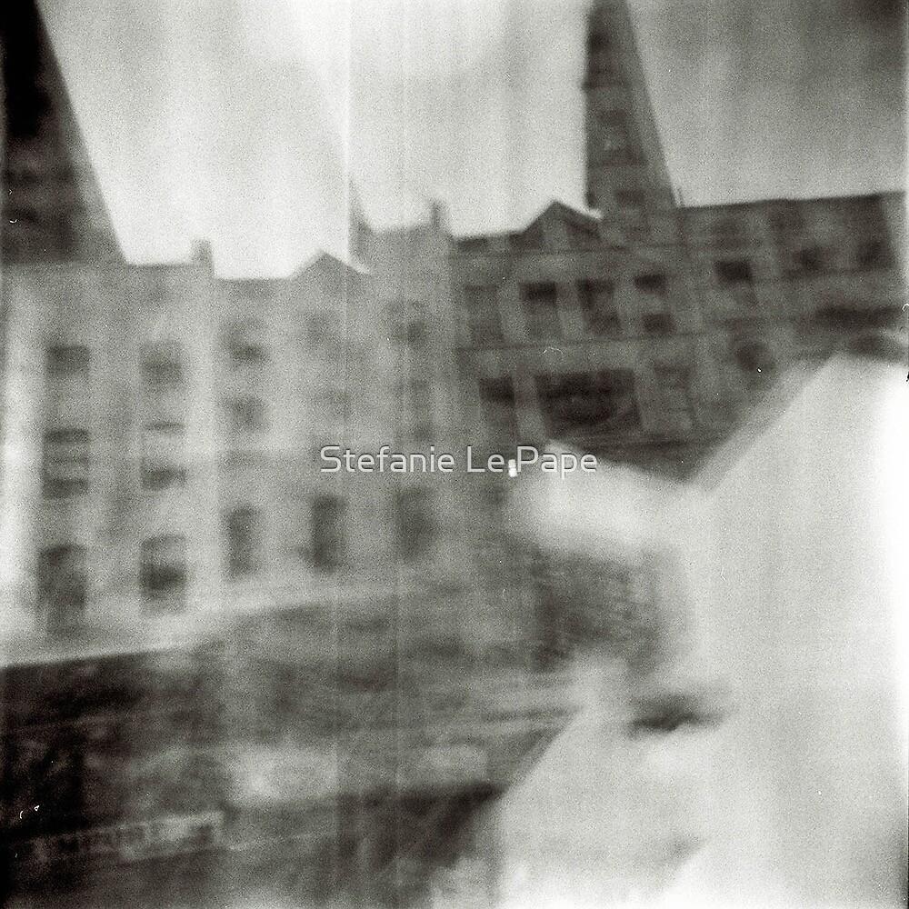 nostalgic haunts by Stefanie Le Pape