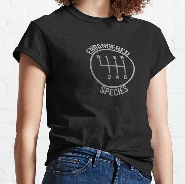 Transmisión manual Camiseta clásica