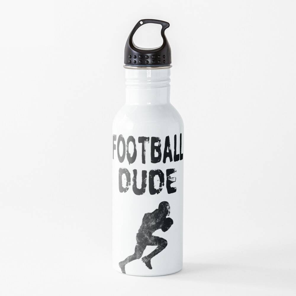 Football Dude  - Funny Football Player Gift for Men Boys Teens  Trinkflasche