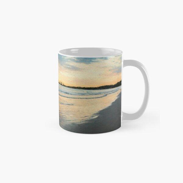 Sunrise at Port Fairy  (Digital Painting) Classic Mug