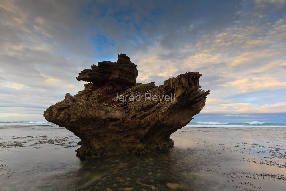 And Upon This Rock by Jared Revell