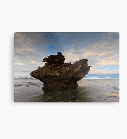 And Upon This Rock Metal Print