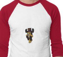 Folie à Deux Album Cover Men's Baseball ¾ T-Shirt