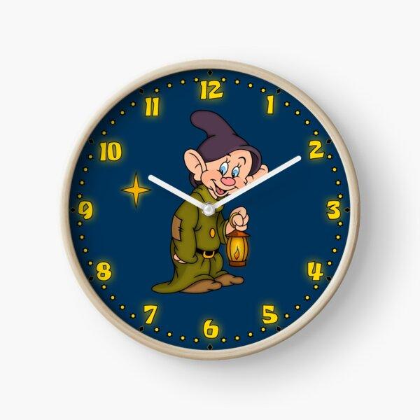 Dopey Lantern Clock