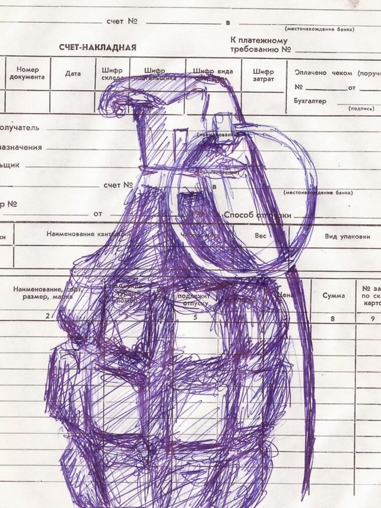 Grenade by juhanrodrik