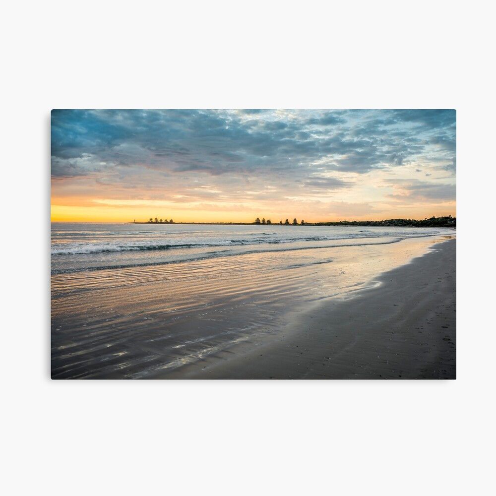 Sunrise at Port Fairy  Canvas Print