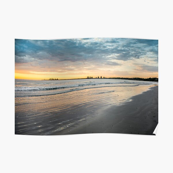 Sunrise at Port Fairy  Poster
