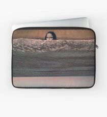 Collage: Mona Lisa Sea. Laptop Sleeve