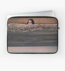 Collage: Mona Lisa Sea. Laptop Sleeve