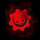 Chibi Crimson Omen | Gears of War by kbhend9715