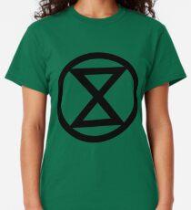 Extinction Rebellion Logo Classic T-Shirt