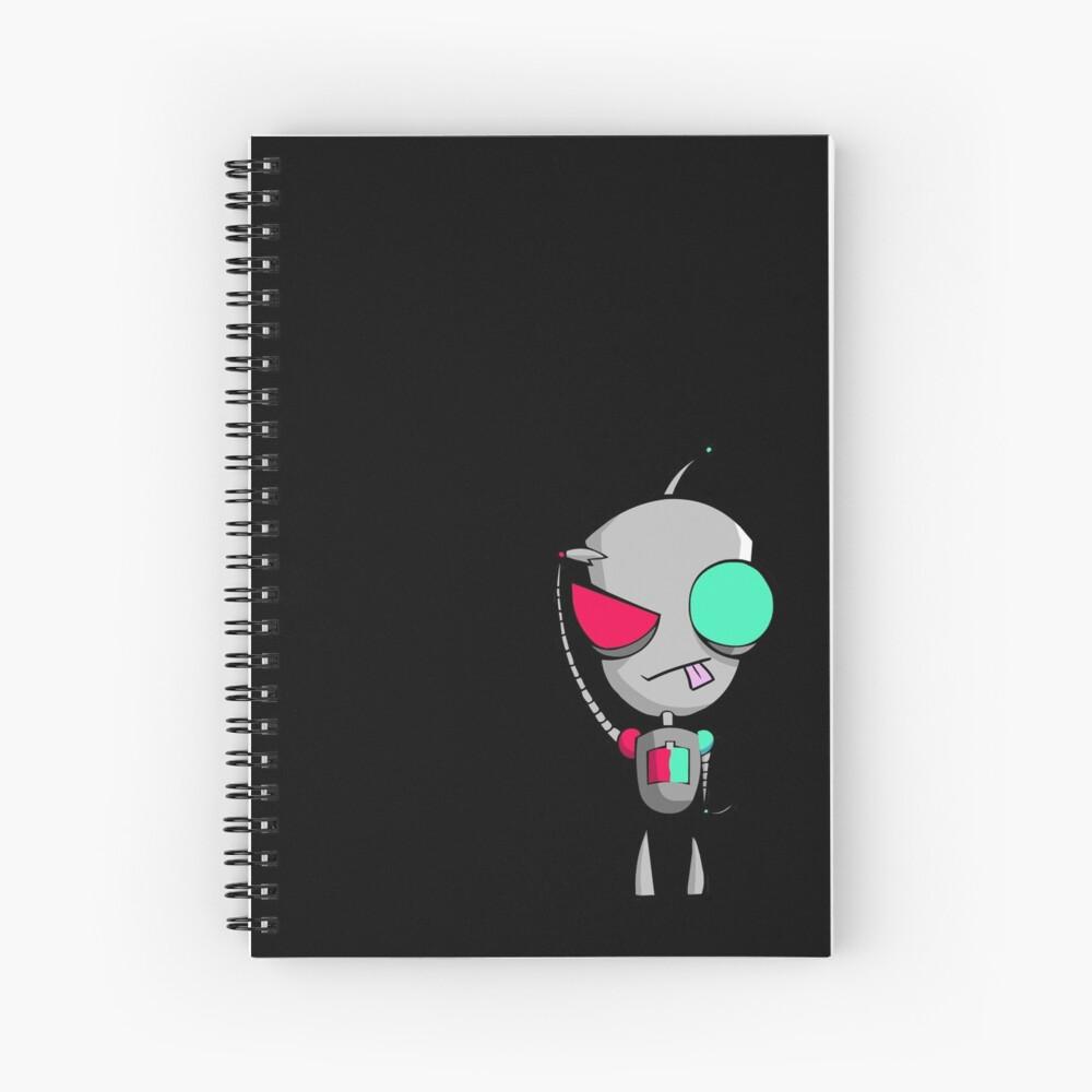 Gir  Spiral Notebook