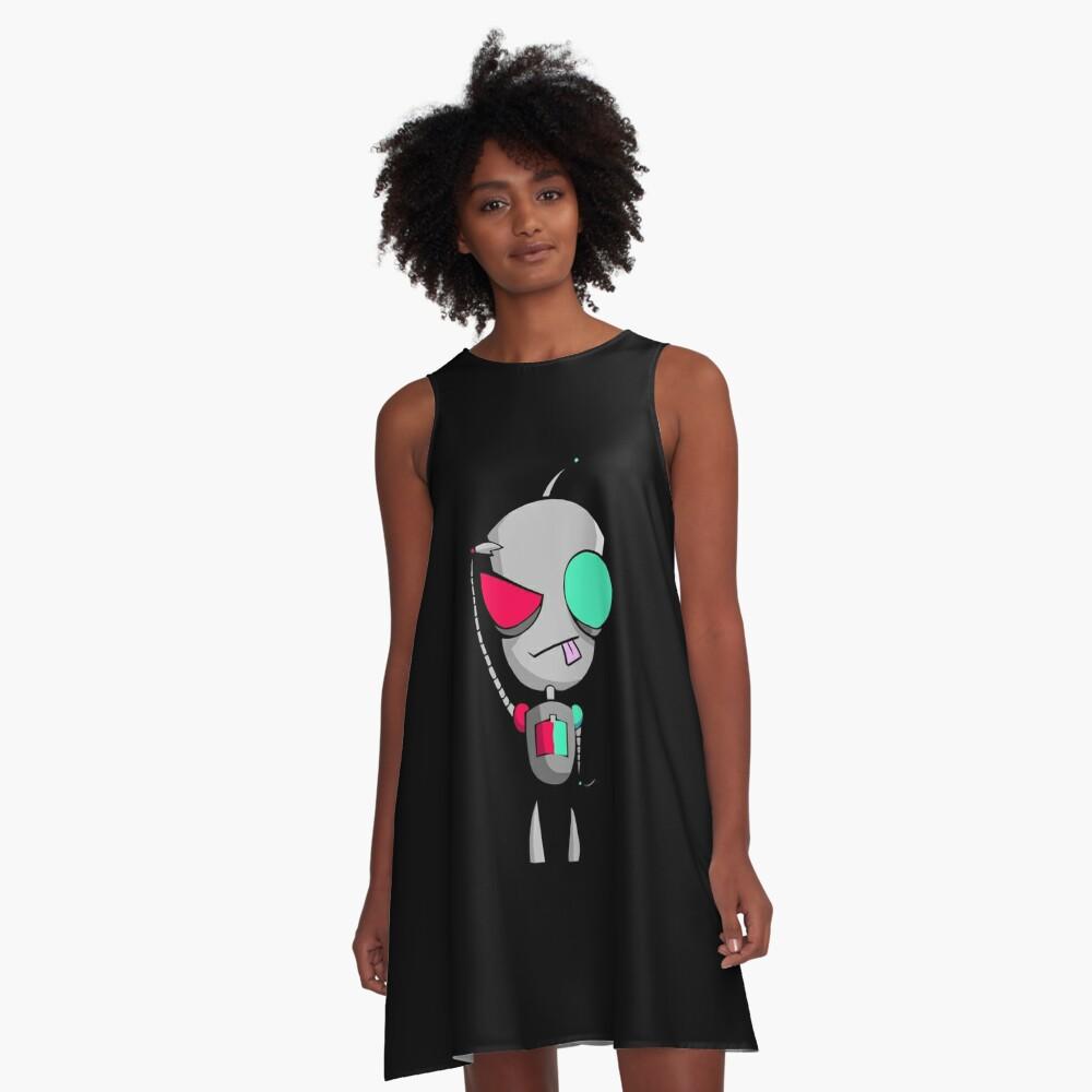 Gir  A-Line Dress