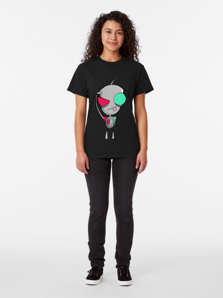 Alternate view of Gir  Classic T-Shirt