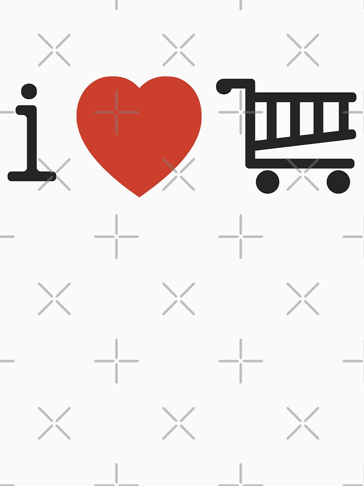 i love shopping by kislev