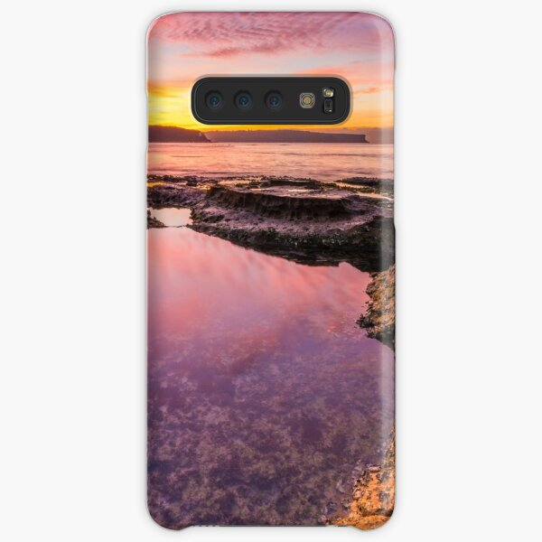 Sydney Head Sunrise Samsung Galaxy Snap Case