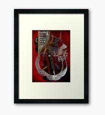 vampvampart Framed Print