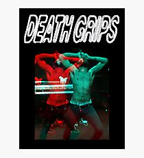 Death Grips (No Love) Photographic Print