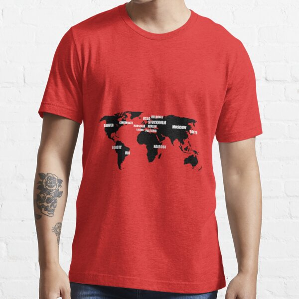 La Casa De Papel T-shirt essentiel