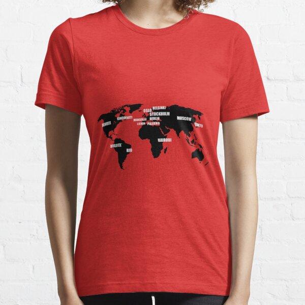 La Casa De Papel Essential T-Shirt
