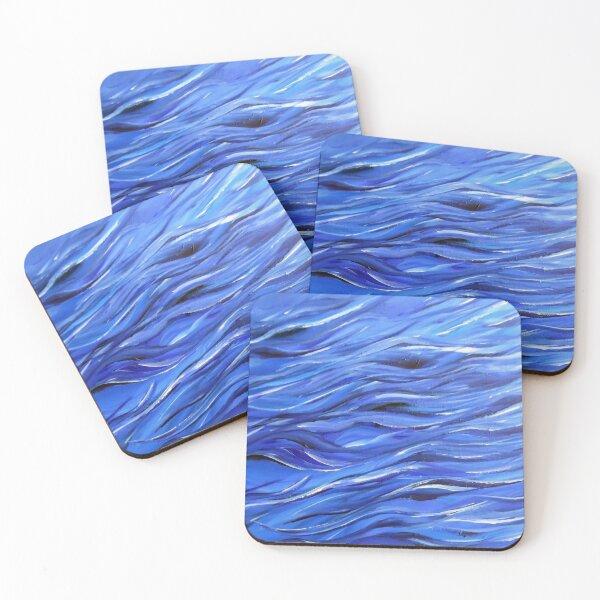 Sea 3 Coasters (Set of 4)