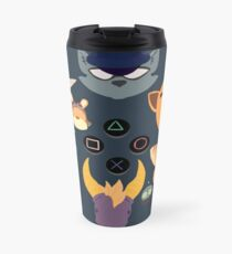 Sony Mascots Travel Mug