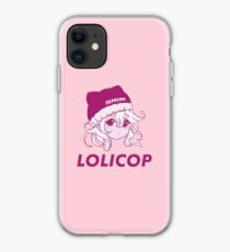 Supreme Lolicop (Pink Blush) LIMITED ED. iPhone Case